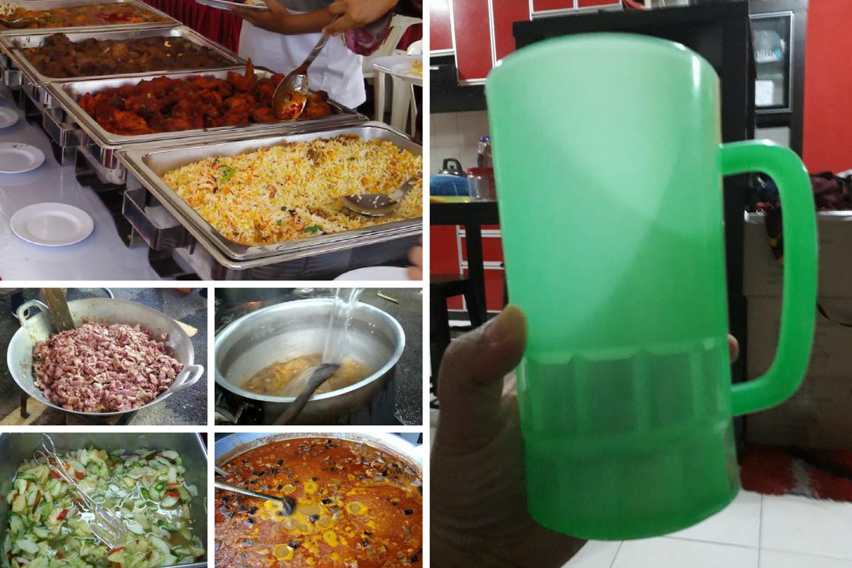 Panduan Kiraan Masak Nasi Dan Lauk Rumah Terbuka Untuk 50 Pax Ke Atas Siap Ada Lebihan