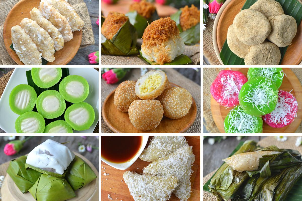 9 Aneka Kuih Tradisional Paling Sedap Untuk Berbuka Lagi Best Kalau Masak Sendiri