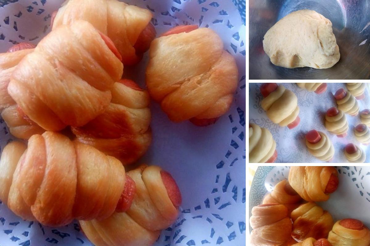 Resipi Roti Sosej Goreng Paling Mudah Untuk Anak Anak