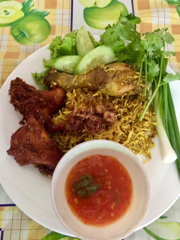 Pernah Dengar Nasi Komok Thailand Atau Khao Mok Gai Ooo Beriani Siam Laa