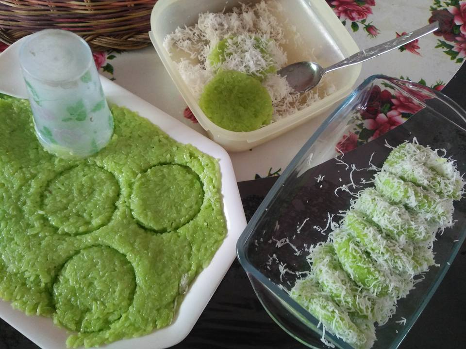 Resipi Kuih Lopes Versi Masak Guna Rice Cooker Senang Cepat Menyelerakan