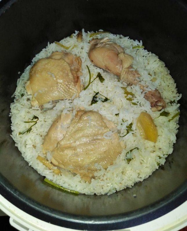 Cara Masak Nasi Ayam Mudah Dan Sedap Masak Memasak