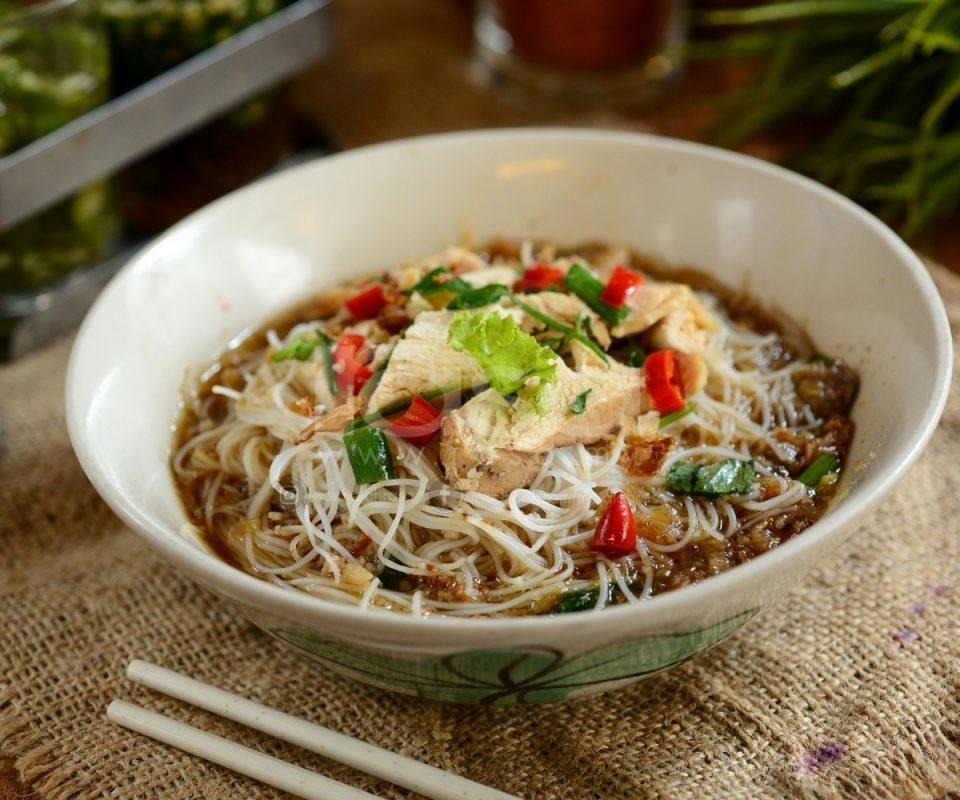 resep masakan bihun kuah ala korea resep manis masakan indonesia Resepi Mee Celup Enak dan Mudah