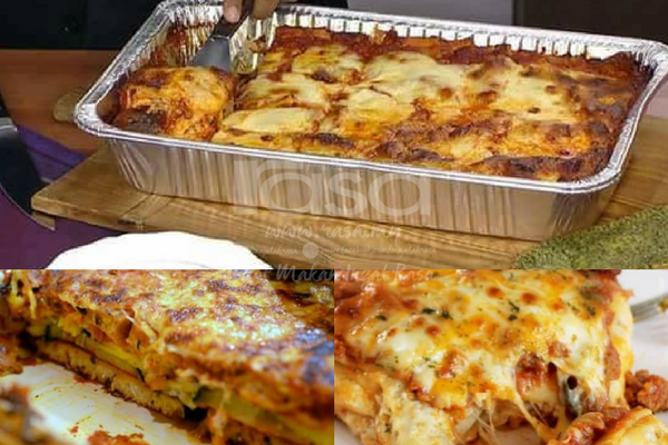 Resipi Lasagna Roti Murah Terlajak Sedap Rasa
