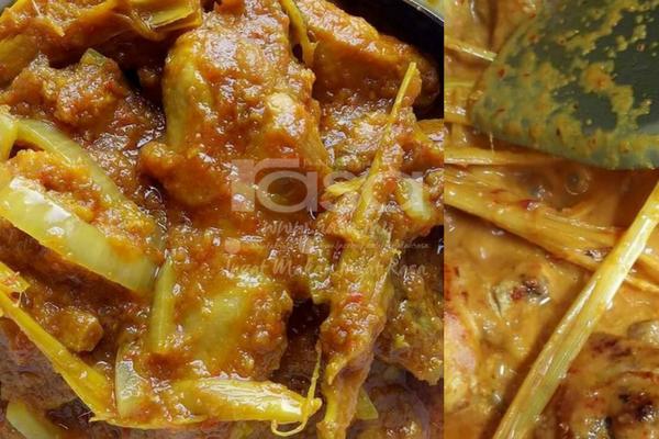 resepi ayam masak serai malayqerstag Resepi Kuih Semperit Azie Kitchen Enak dan Mudah