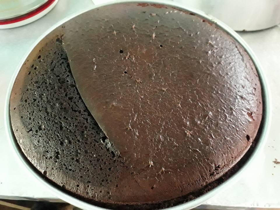 Resepi Puding Roti Karamel Coklat - Ke Sarangan