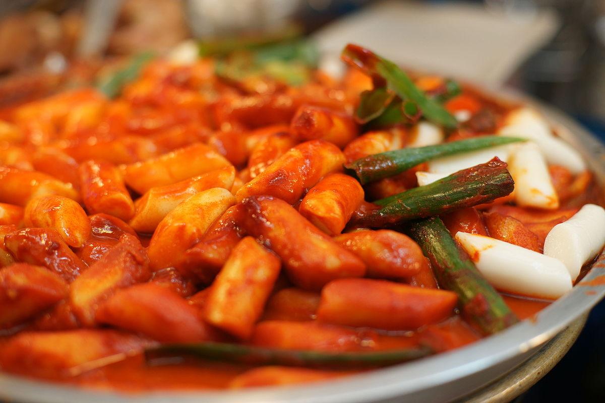 7 Makanan Korea Pedas Tahap Dewa Yang Boleh Keluar Peluh Jantan