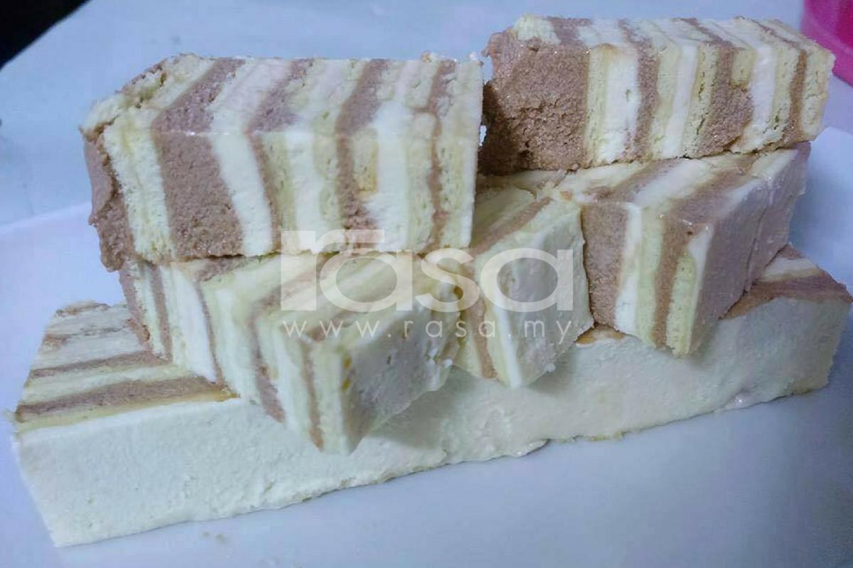 Cheese Cake Berlapis Tak Perlu Berfikir Nak Bakar Pakai Apa