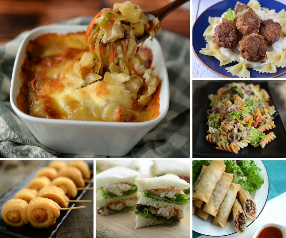 13 Idea Makanan Yang Boleh Buat Untuk Jamuan Akhir Tahun Sekolah