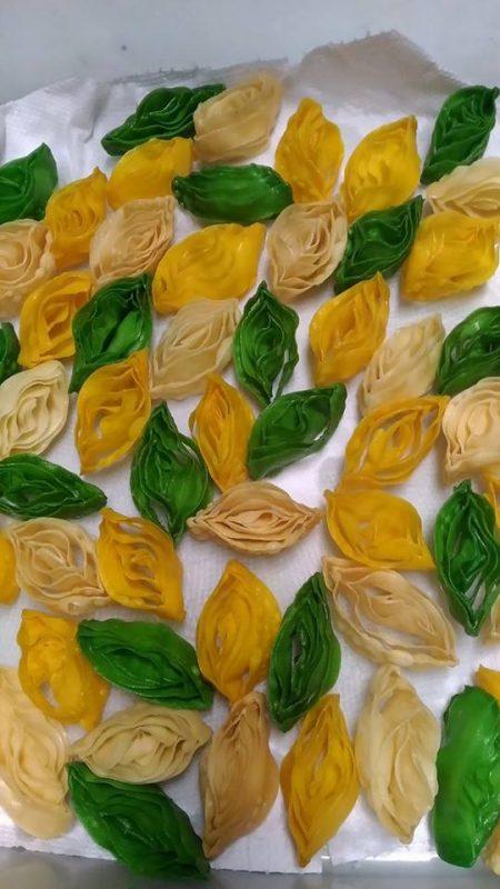 Cara Dapat Kuih Tiram Rangup Cantik Kembang Seperti Bunga