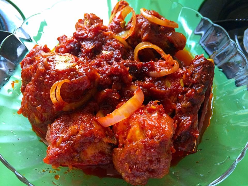 Image result for ayam masak merah
