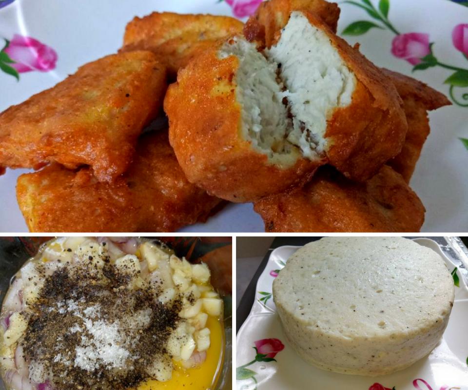 Nugget Ayam Tahu: Cara-Cara Hasilkan Nugget Ayam Tempura Yang Mudah & Sedap