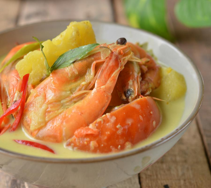 6 Resipi Seafood Masak Nyonya Style Yang Memang Sedap Danterangkat