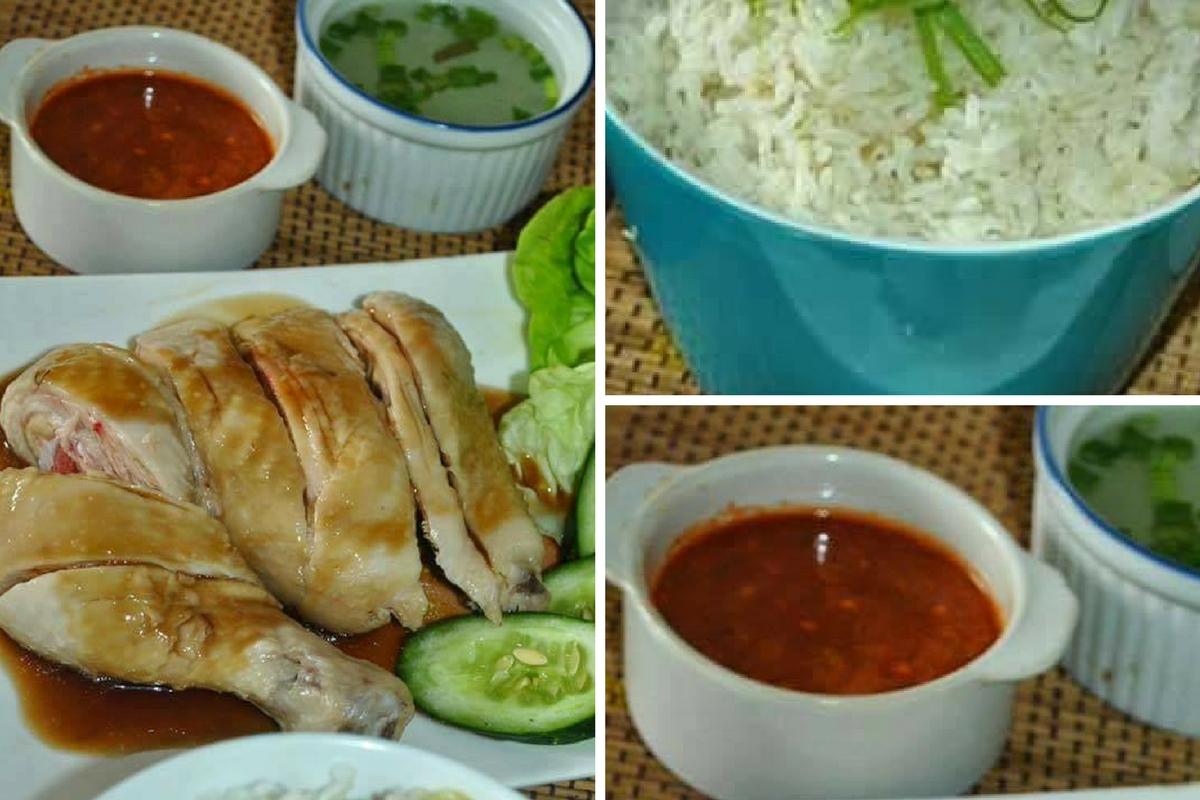 Inilah Resipi Nasi Ayam Hainan Yang Super Sedap Tu Kini Bukan Rahsia Lagi Terutama Cara Nak Isi Ayam Lembut