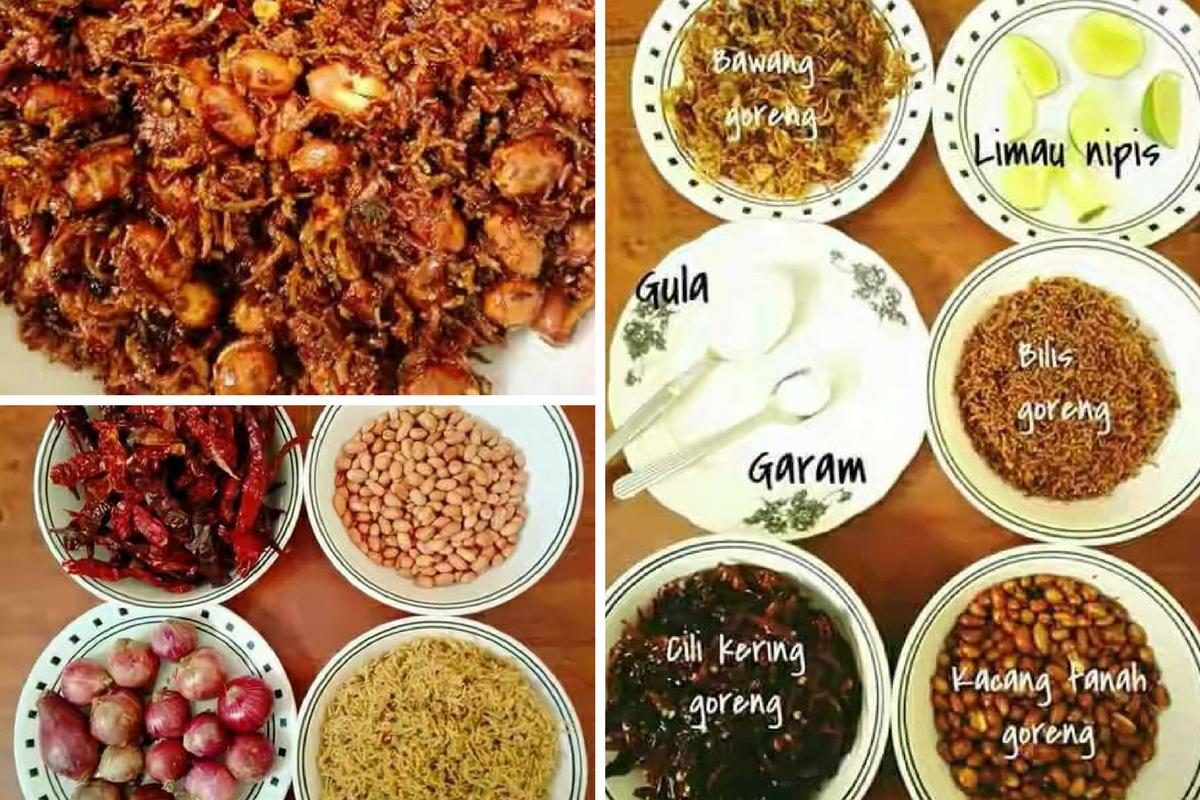 Resipi Sambal Bilis Garing Krup Krap Ini Mendapat Lebih 1200 Share Di Fb Sedap Ni Makan Dengan Nasi Panas