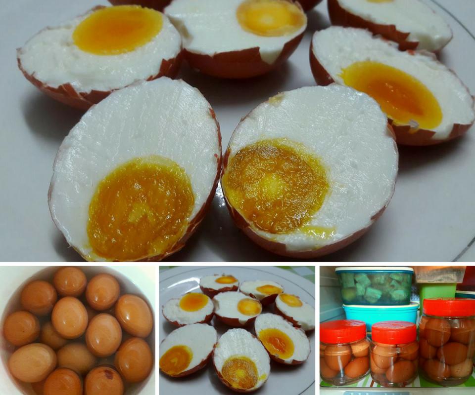 43+ Gambar Rumah Warna Telur Asin Gratis Terbaru