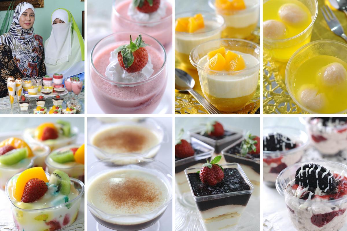 Pencinta Dessert Boleh Buat Sendiri 9 Resipi Mudah Dari Pudding