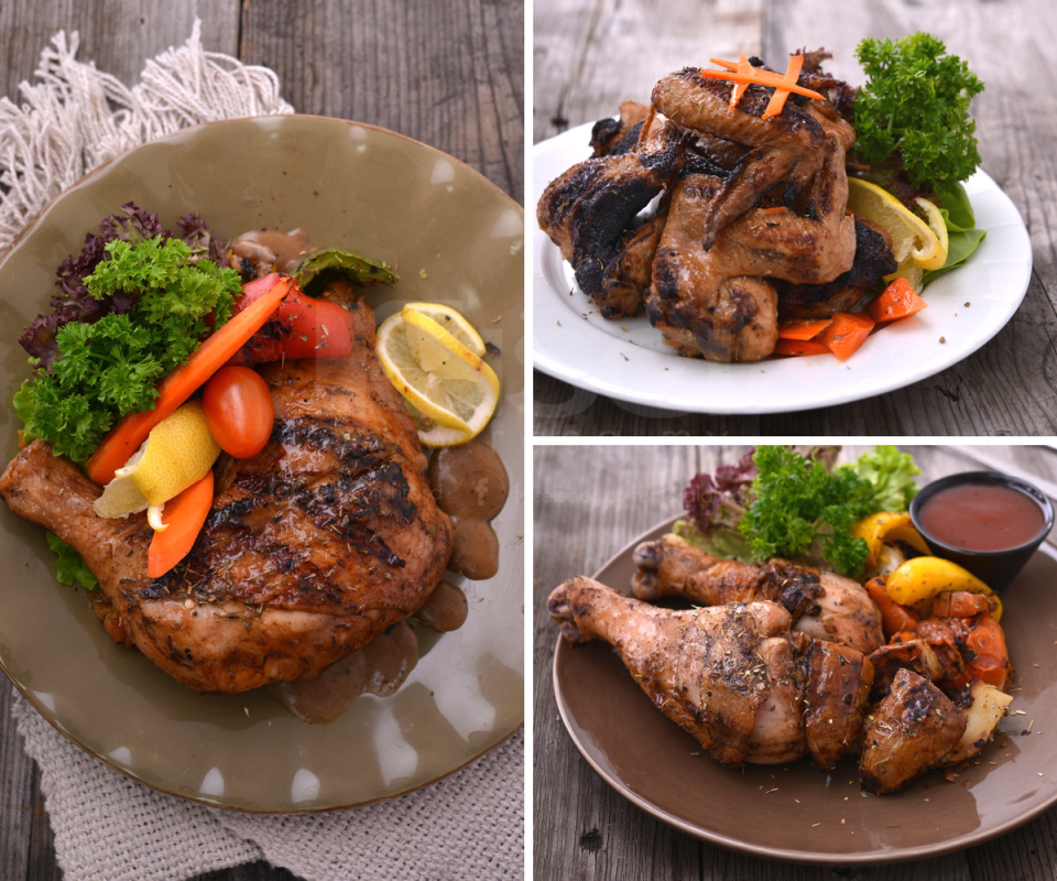 3 Resipi Ayam Panggang Homemade Sedap Tak Guna Banyak Bahan Rasa