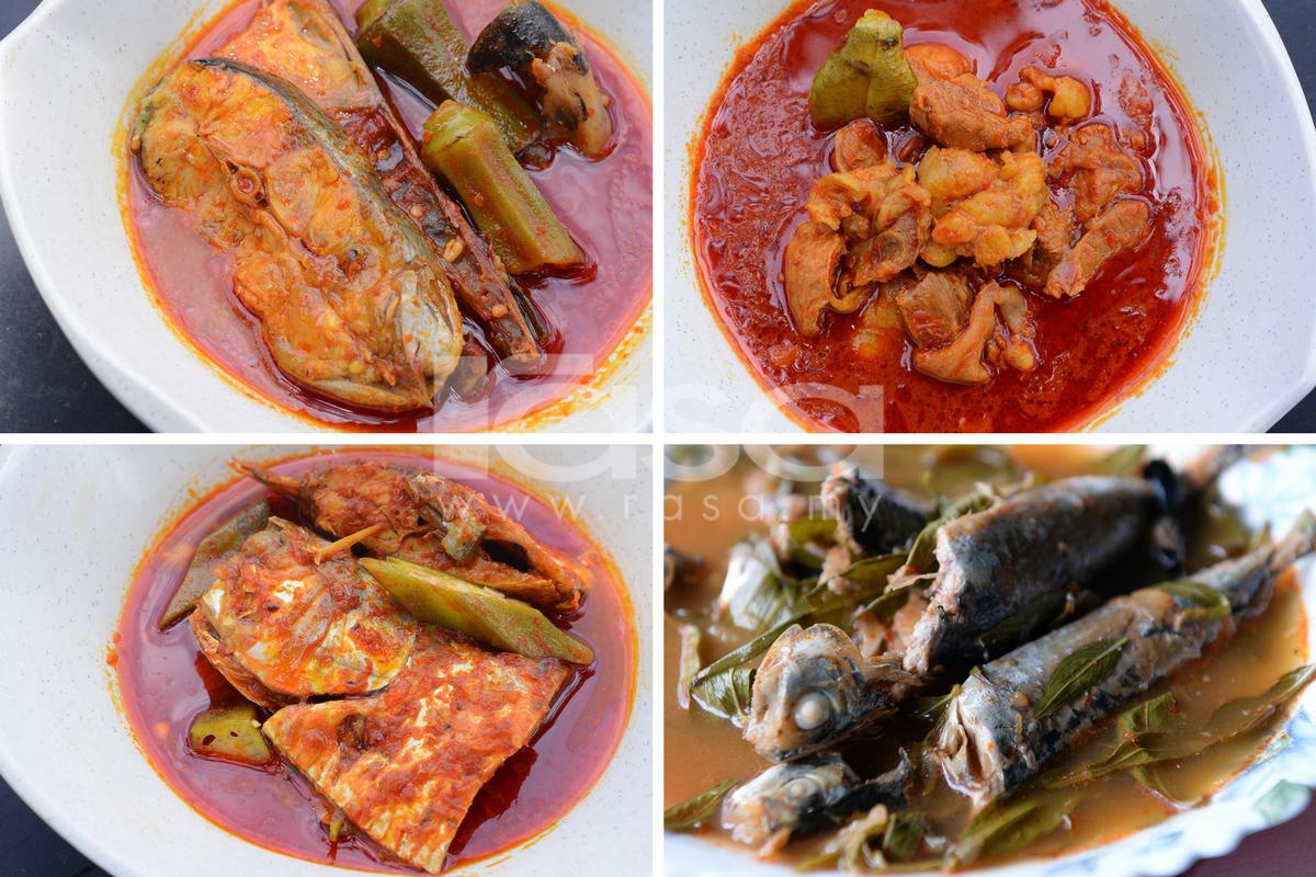 sedap menyengat  jenis aroma asam pedas melaka tambat selera Resepi Ikan Jenahak Masak Pedas Enak dan Mudah