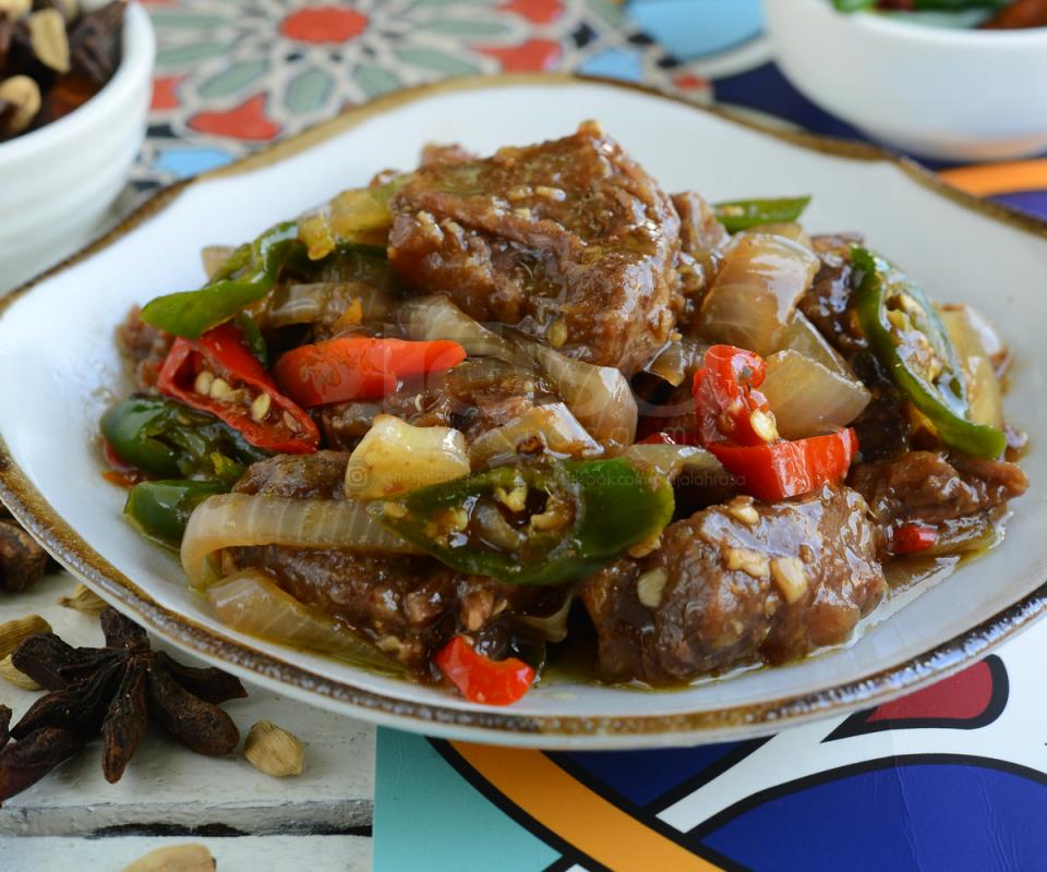 4 Resipi Daging Goreng Yang Sedap & Cepat Masak Untuk Berbuka. - RASA