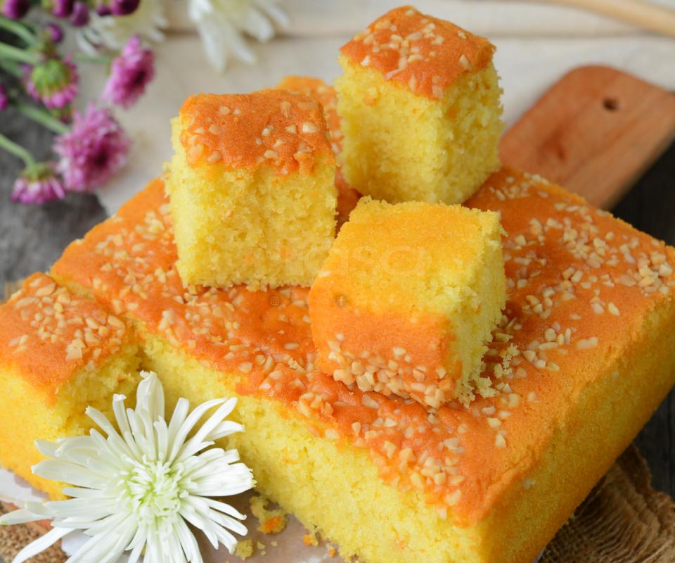 15 Resipi Kek Mentega Homemade Yang Paling Sedap Mudah