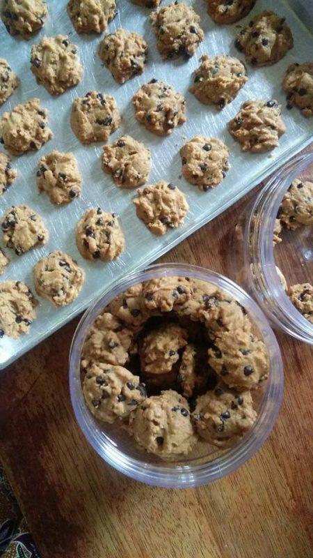 Resipi Chocolate Chip Cookies Paling Mudah Untuk Hidangan Raya Ni
