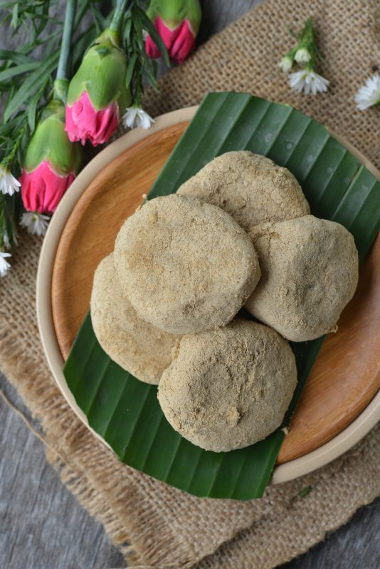 Resepi Kuih Tepung Gomak Azie Kitchen