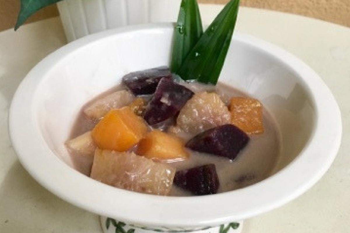 peminat hidangan pengat sebagai pencuci mulut cubalah Resepi Kuih Telur Penyu Enak dan Mudah