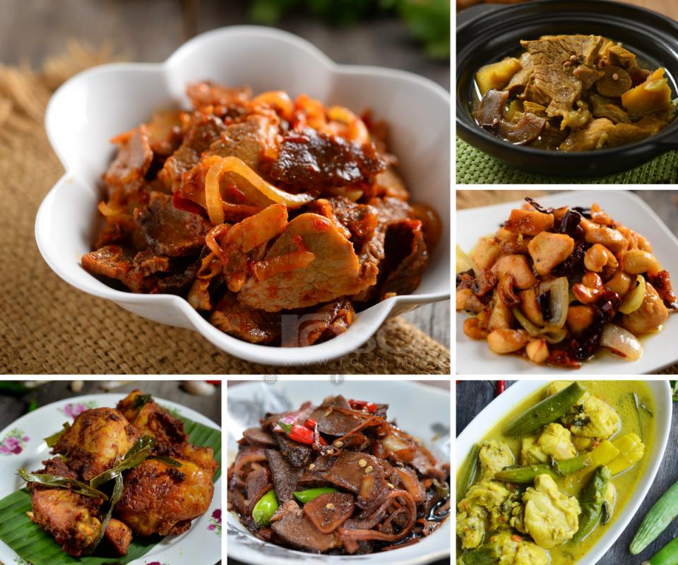 Koleksi Resipi Lauk Pauk Simple Berasaskan Ayam Daging Rasa