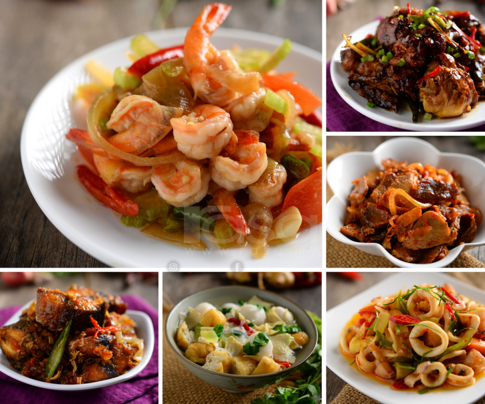 6 Resipi Lauk Pedas Ringkas Yang Sesuai Untuk Makan