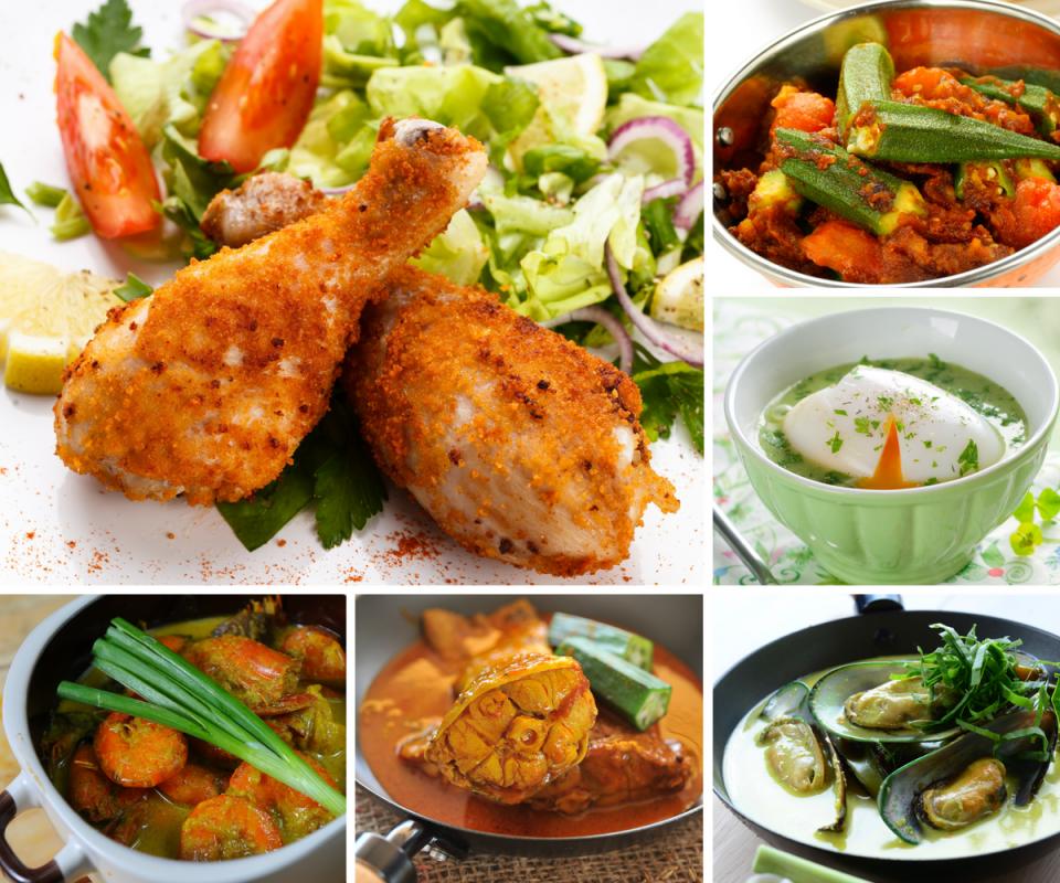 6 Menu Sedap Rendah Kalori Yang Orang Diet Boleh Makan Tanpa Rasa Bersalah