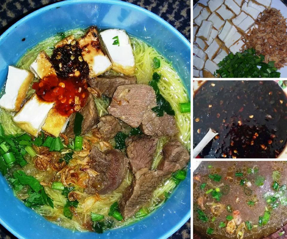 Resipi Bihun Sup Utara Paling Mudah Sesuai Untuk Makan Makan Hujung Minggu