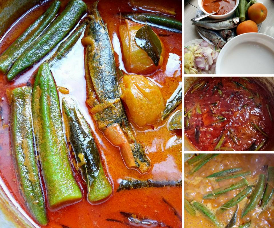 Resepi Telur Rebus Masak Kari Tanpa Santan - Indonesian Food Recipes