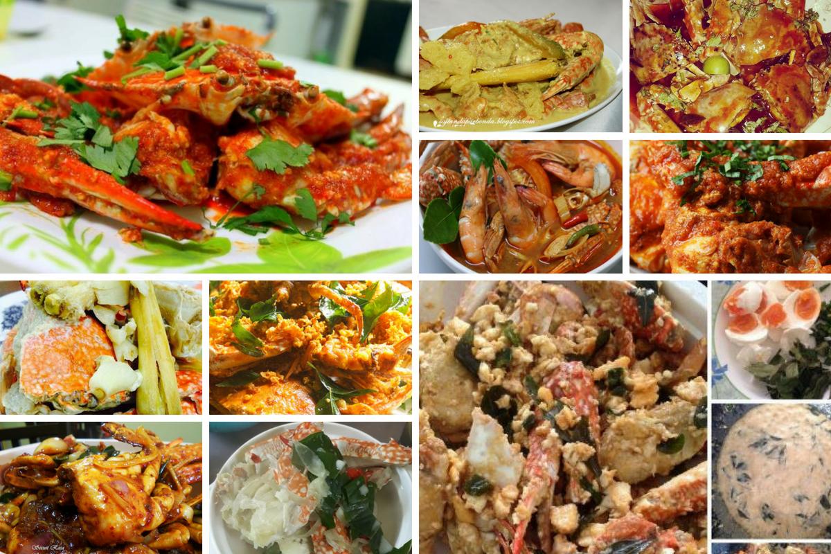 10 Koleksi Resipi Masakan Ketam Yang Anda Boleh Cuba Buat