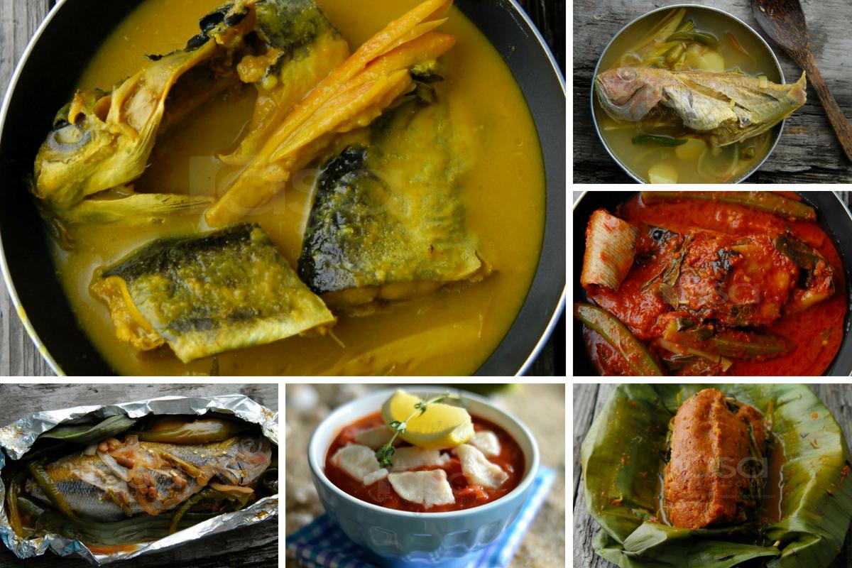 Koleksi Resipi Masakan Ikan Berkuah Yang Sedap Mudah Dimasak Rasa