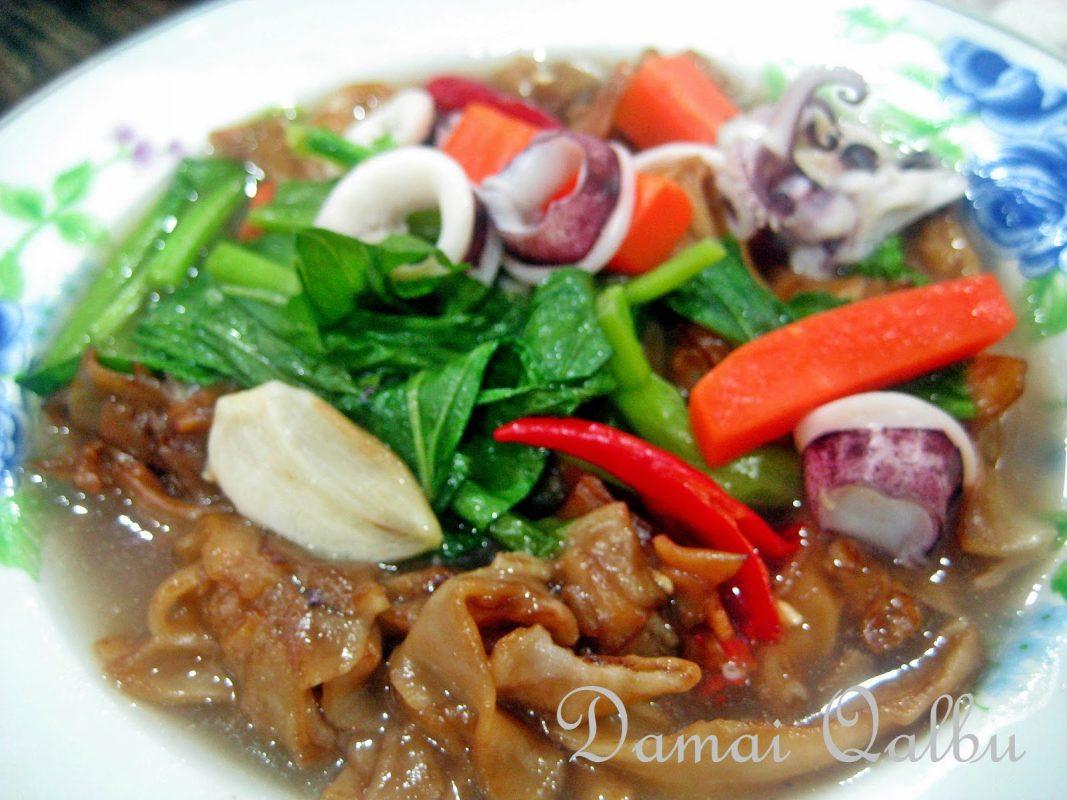 Resipi Aneka Hidangan Kuey Teow Rasa