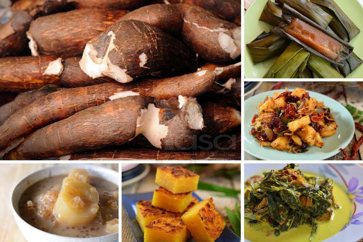 Koleksi Resipi Masakan Guna Ubi Kayu Makanan Popular Nostalgia