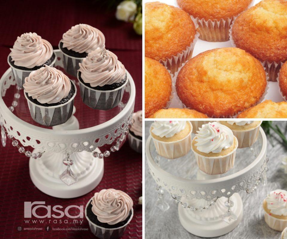 muffin mudah gebu sedap  adriana cakes house Resepi Www Kek Cawan Com My Enak dan Mudah