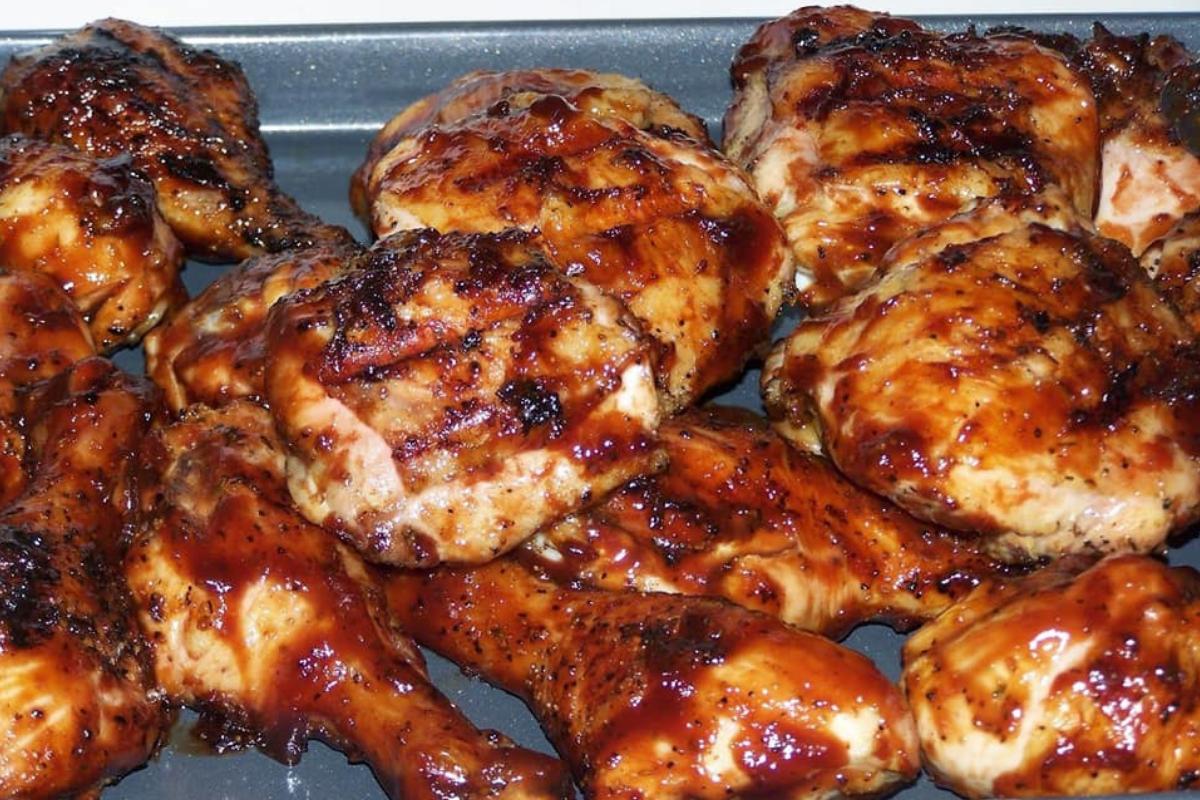 Perapan Ayam Bakar Cili Padi Mudah Sedap Guna Resipi Ni