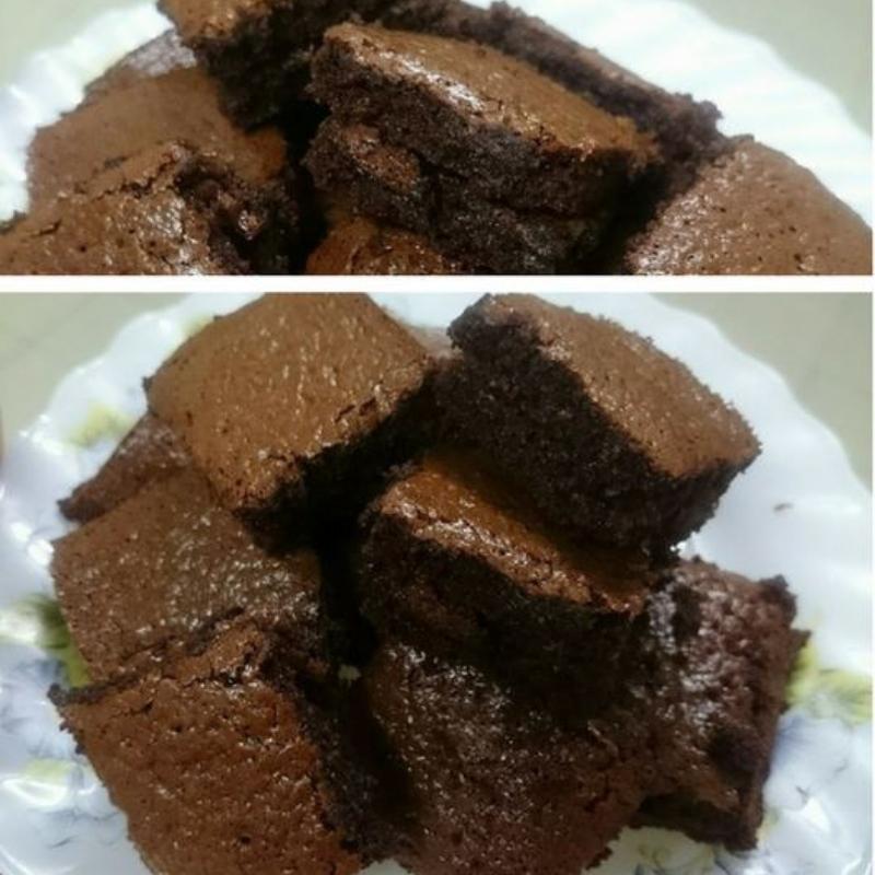 Kek Milo 3 Bahan Sedap Dan Senang Nak Buat Tak Guna Tepung Pun