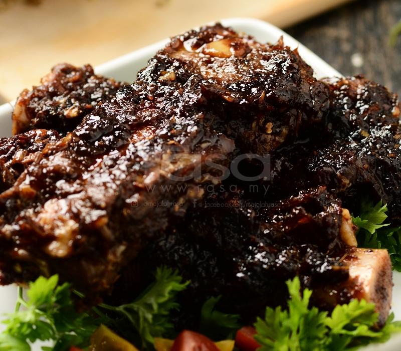 koleksi  menu makan tengahari istimewa sedap memang padu Resepi Tulang Ayam Masak Kicap Enak dan Mudah