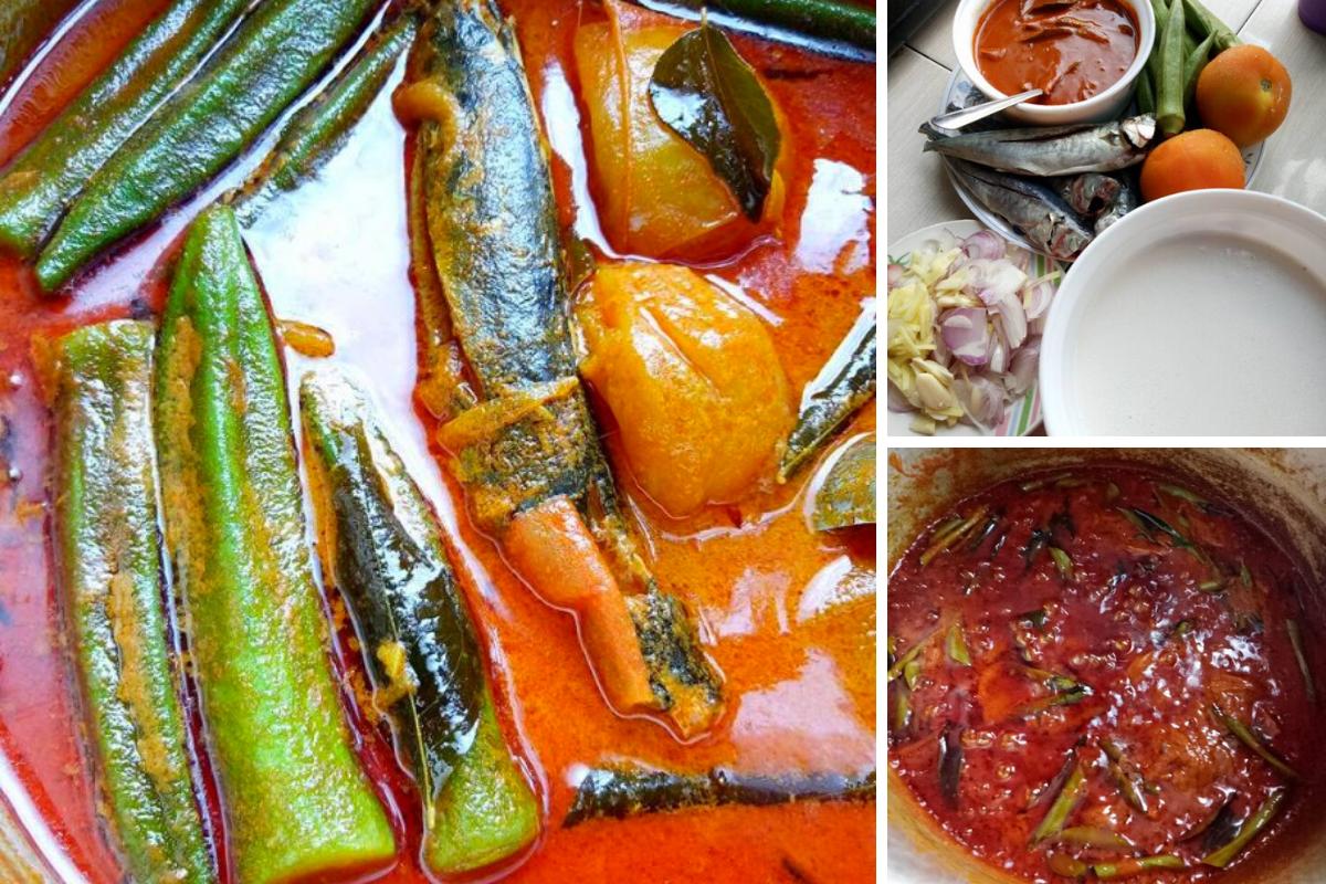 Resipi Kari Ikan Sardin Paling Mudah Sedap Tak Muak Rasa