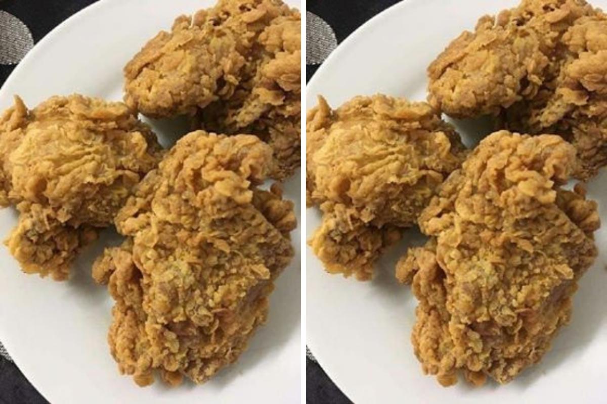 Resipi Buat Ayam Goreng Ala Kfc