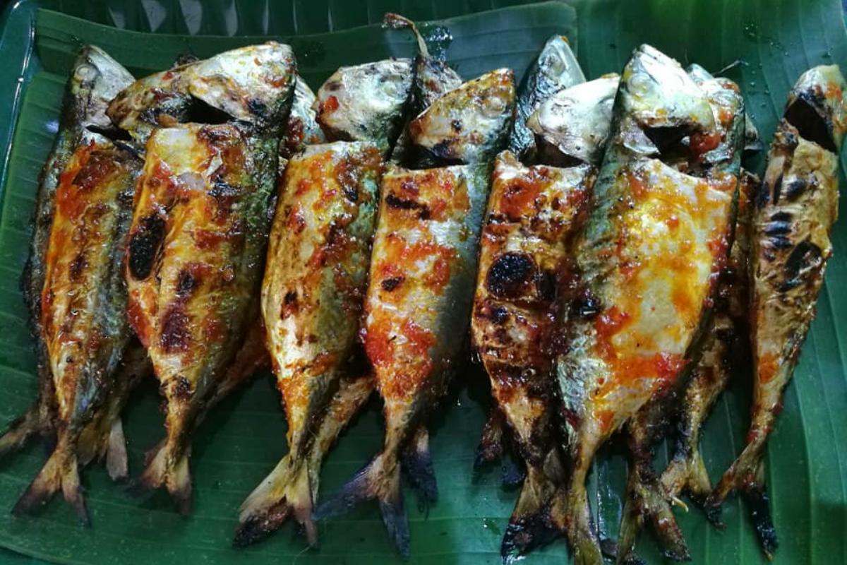 Cara Buat Perencah Ikan Bakar Homemade Sedap Mudah Rasa