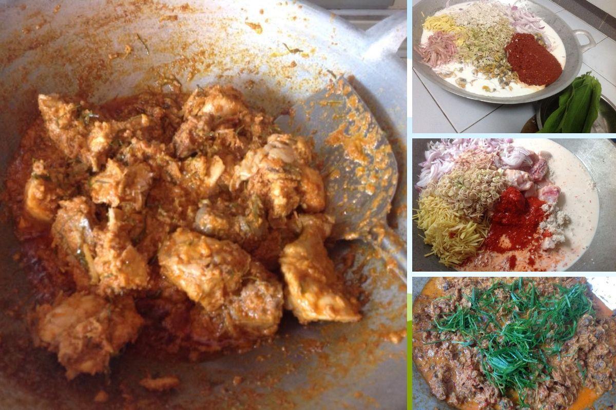 Rendang Ayam Pedas Perak Tak Jemu Makan Rasa