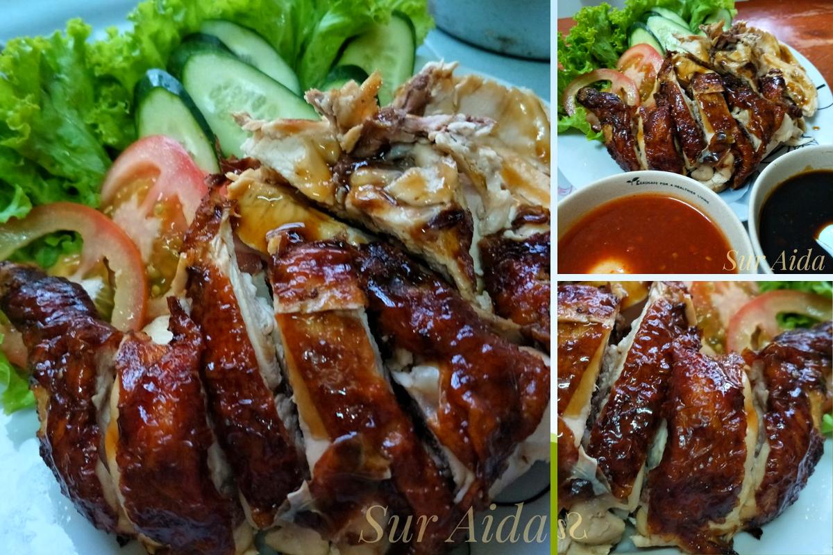 Resipi Nasi Ayam Paling Senang Sedap Untuk Majlis Open House
