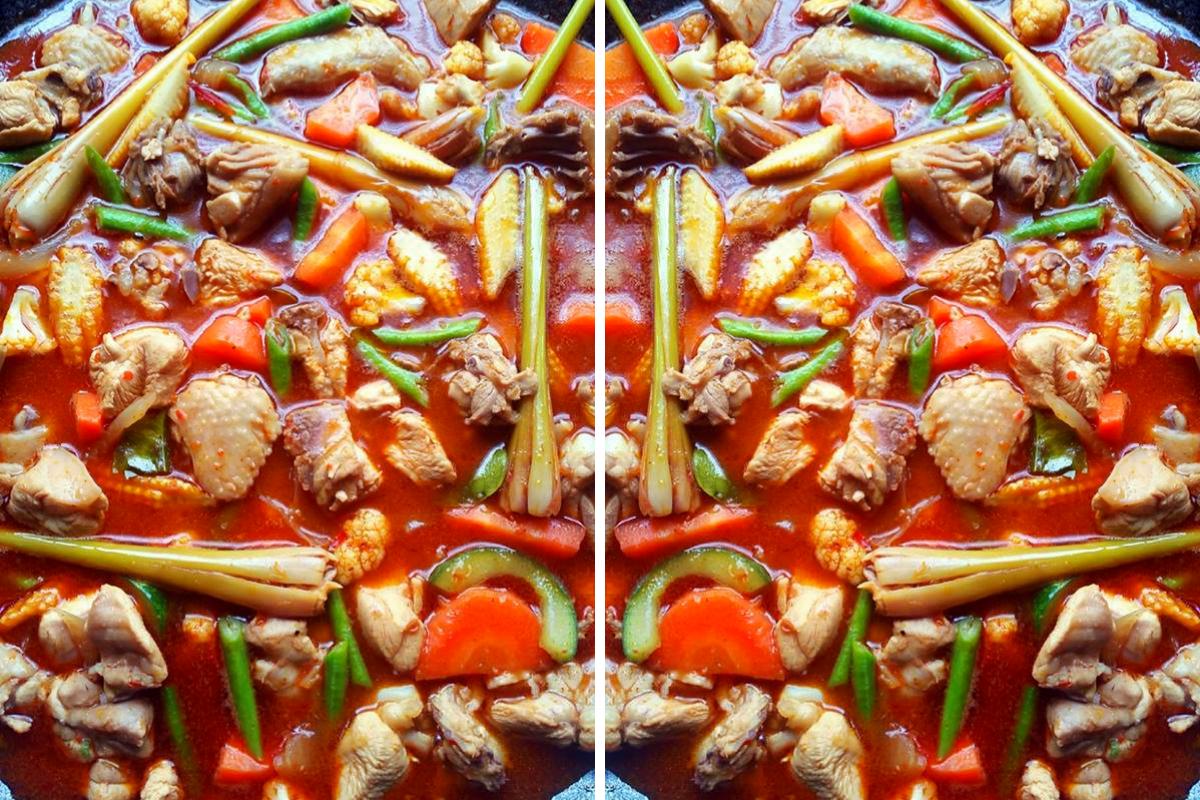 Cara Masak Paprik Ayam Sedap Macam Beli Di Restoran Siam Rasa