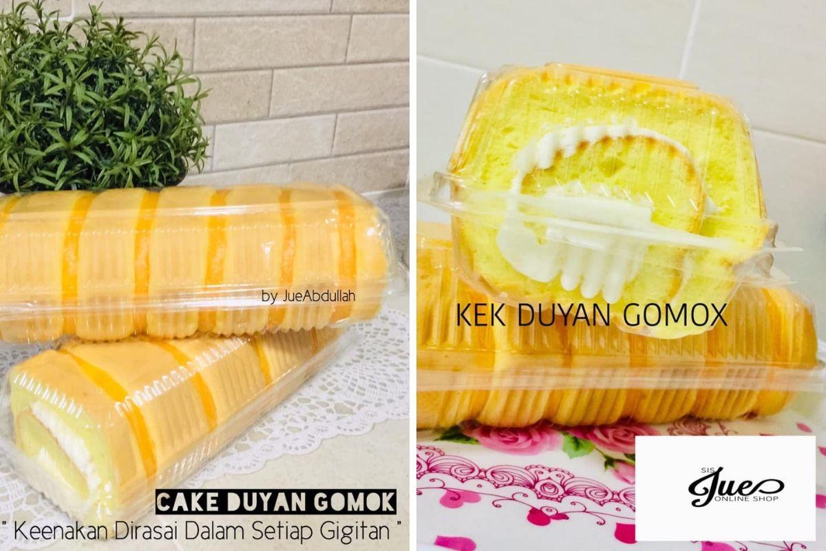 Resipi Kek Durian Boleh Buat Time Musim Durian Sekarang Rasa