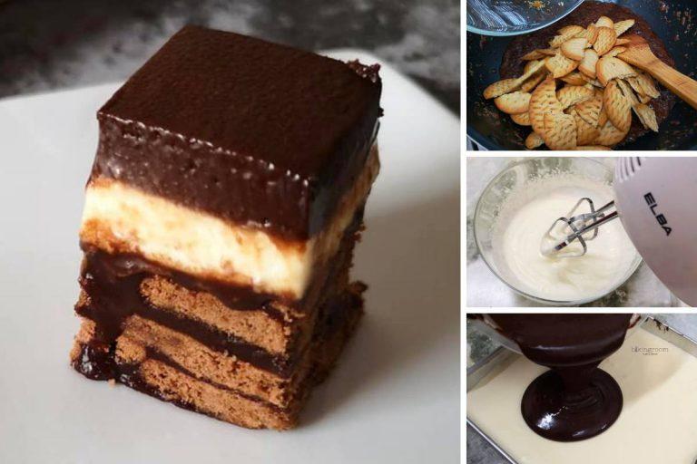 resipi viral kek batik indulgence  sedap mudah dihasilkan Resepi Kek Coklat Indulgence Kukus Enak dan Mudah