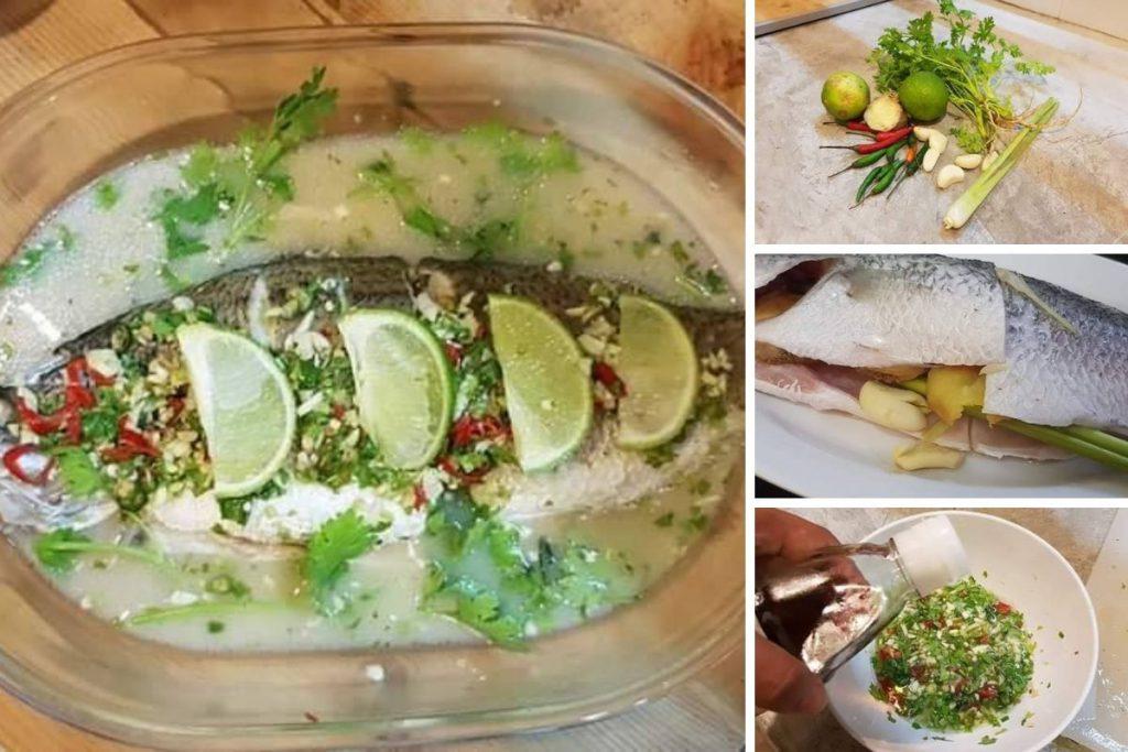 Resepi Ikan Bawal Masak Sos Tiram - Masak Memasak